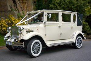 Imperial Landaulette wedding car   Simplicity events   Asian Weddings