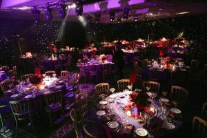 Asian wedding decor with gold cheltenham banqueting chairs   Simplicity events   Asian Weddings
