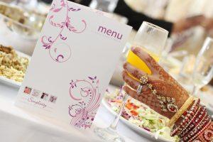 Simplicity events wedding menu   Simplicity events   Asian Weddings
