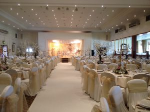 Vintage themed asian wedding decor   Simplicity events   Asian Weddings
